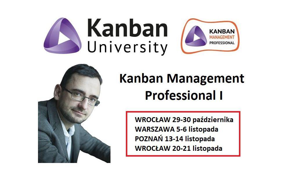 Szkolenie Kanban Management Professional I