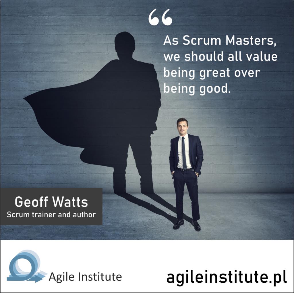 Geoff Wats Quote