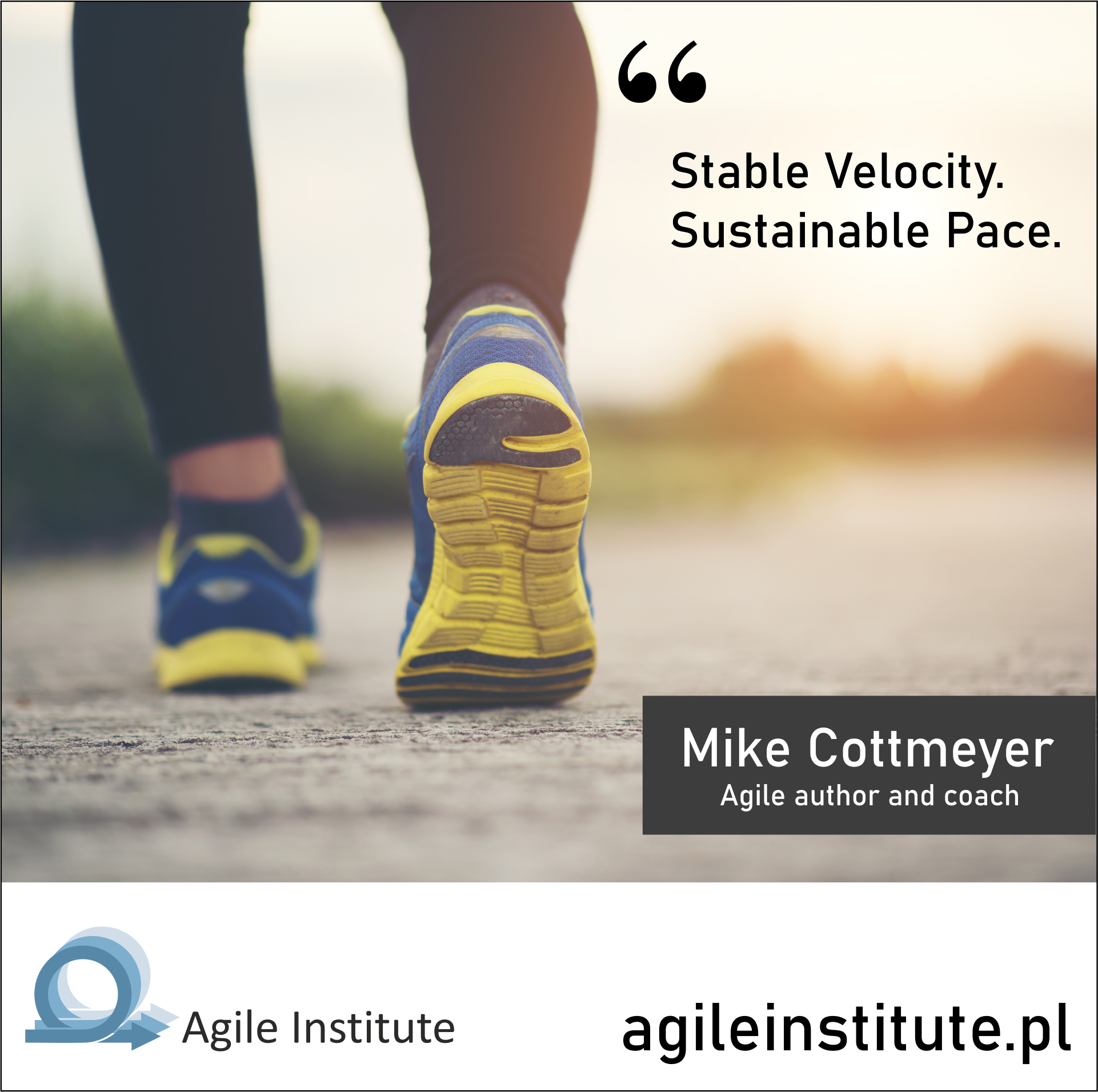 Mike Cottmeyer Quote