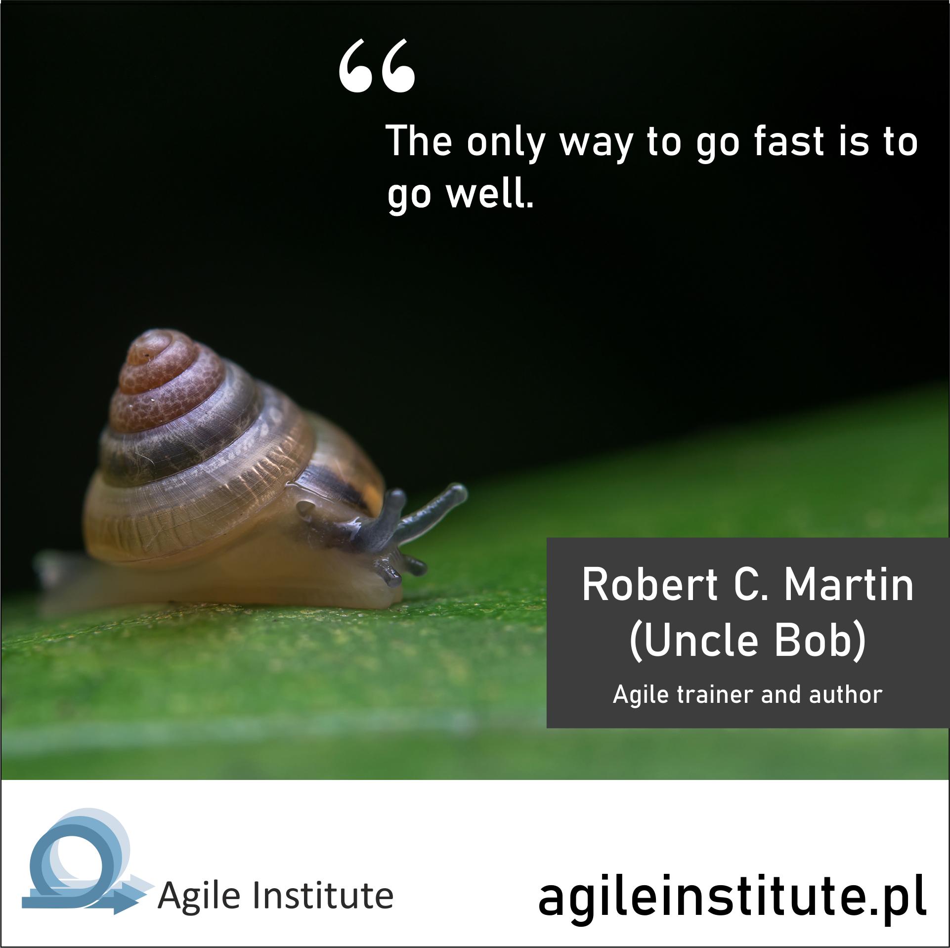 Robert C. Martin Quote