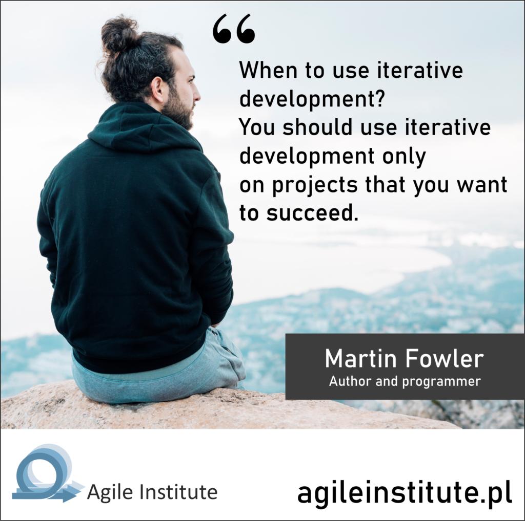 Martin Fowler Quote