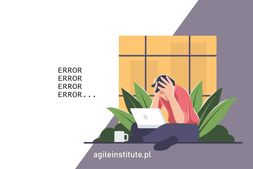 Scrum – 4 Najczęstsze Błędy
