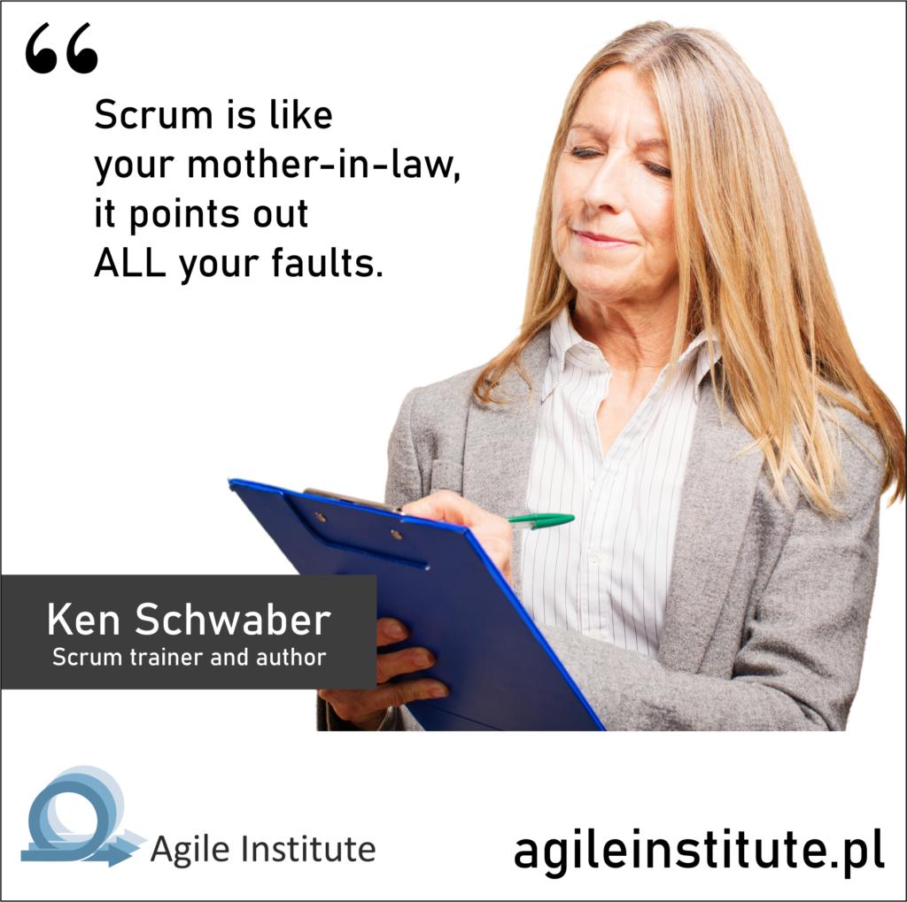 Ken Schwaber Quote