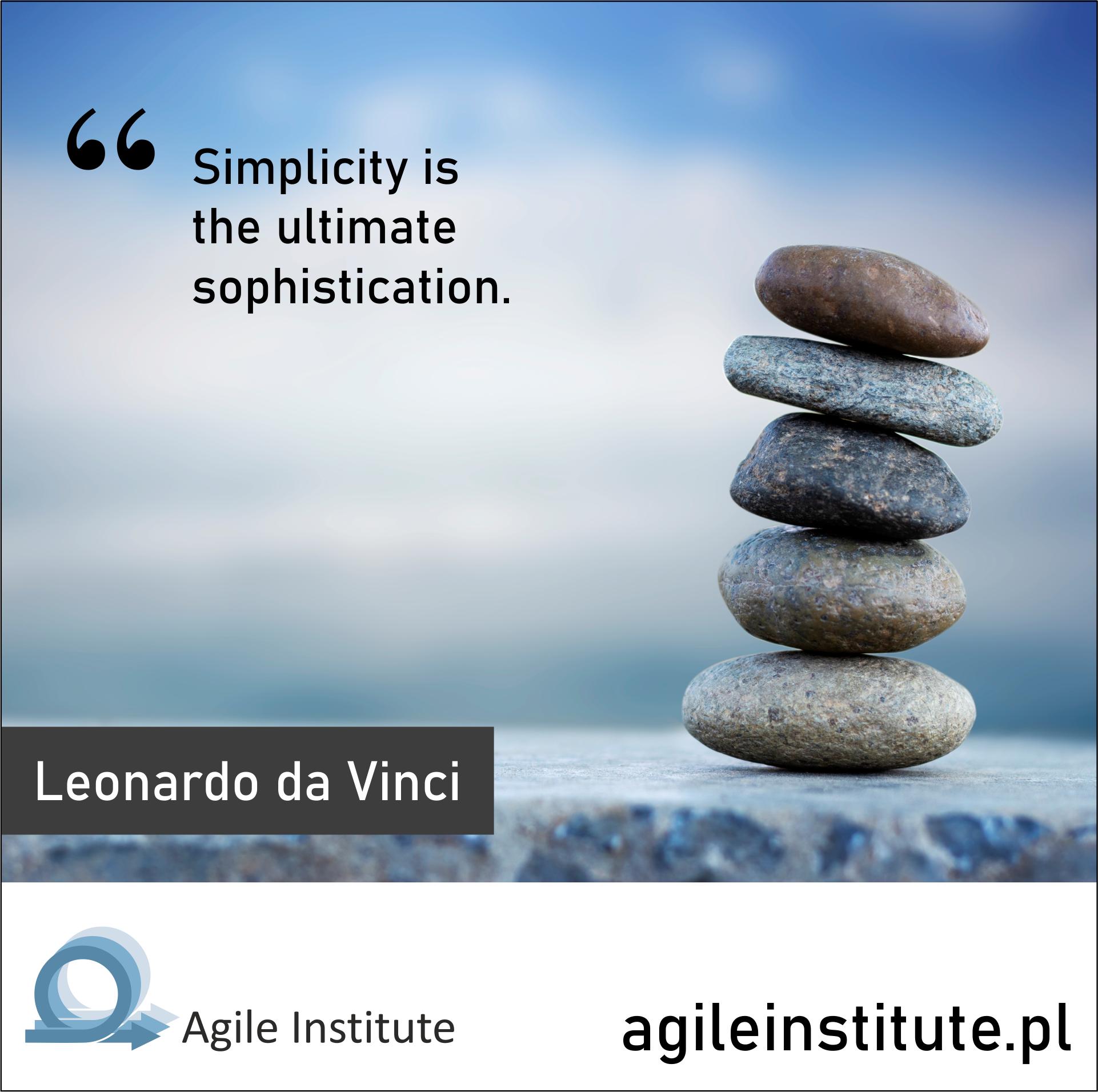 Cytaty Agile Institute