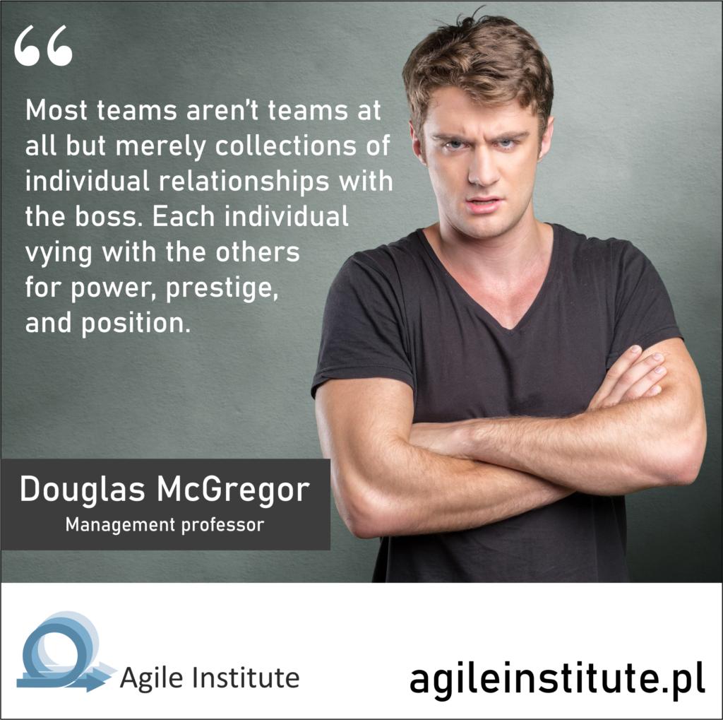 Douglas McGregor Quote