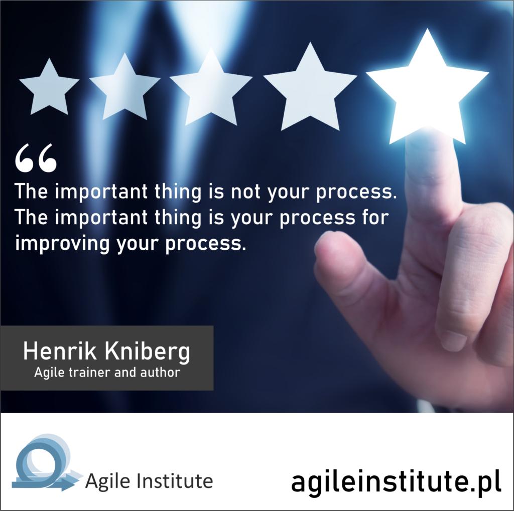 Henrik Kniberg Quote
