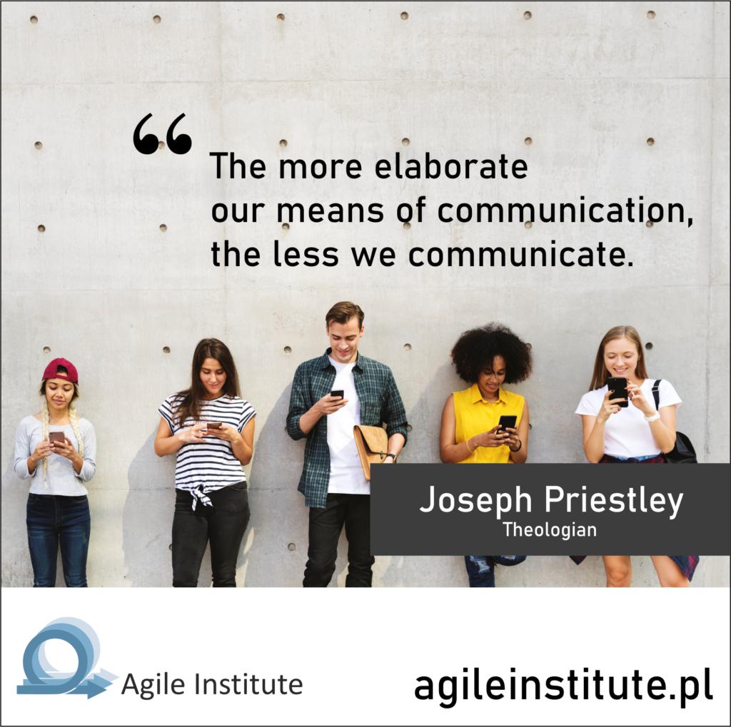 Joseph Priestley Quote