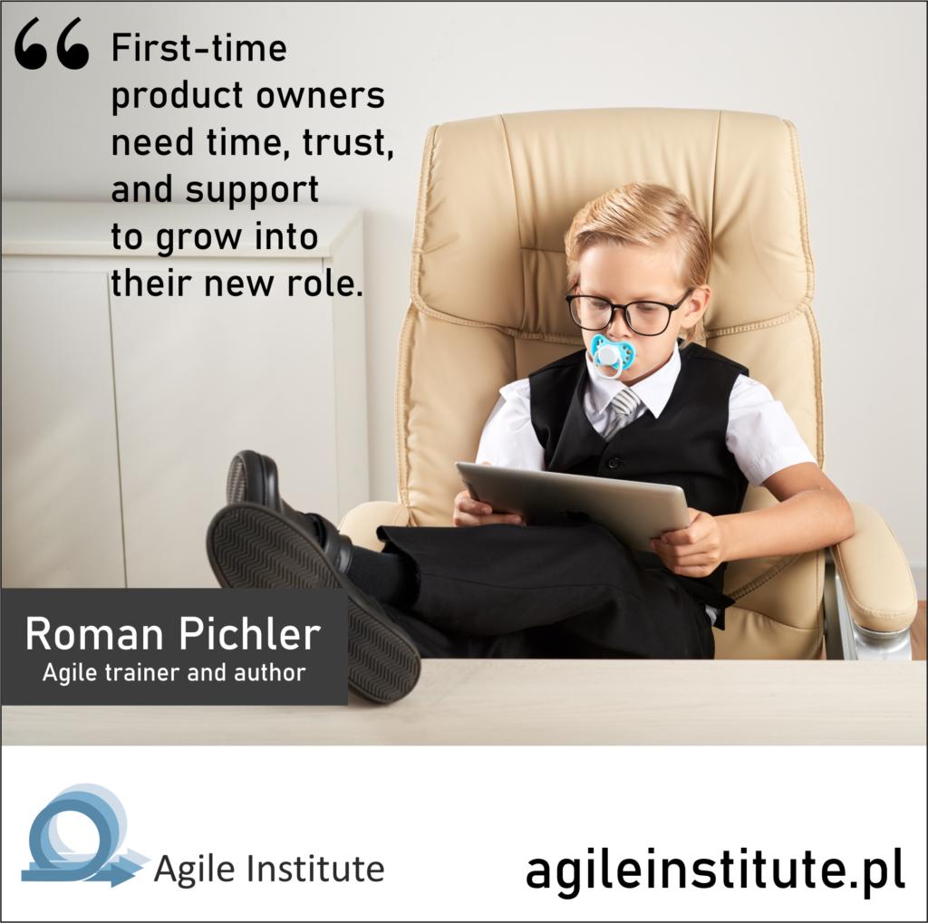 Roman Pichler Quote