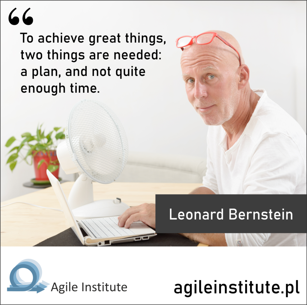 Quote of Leonard Bernstein