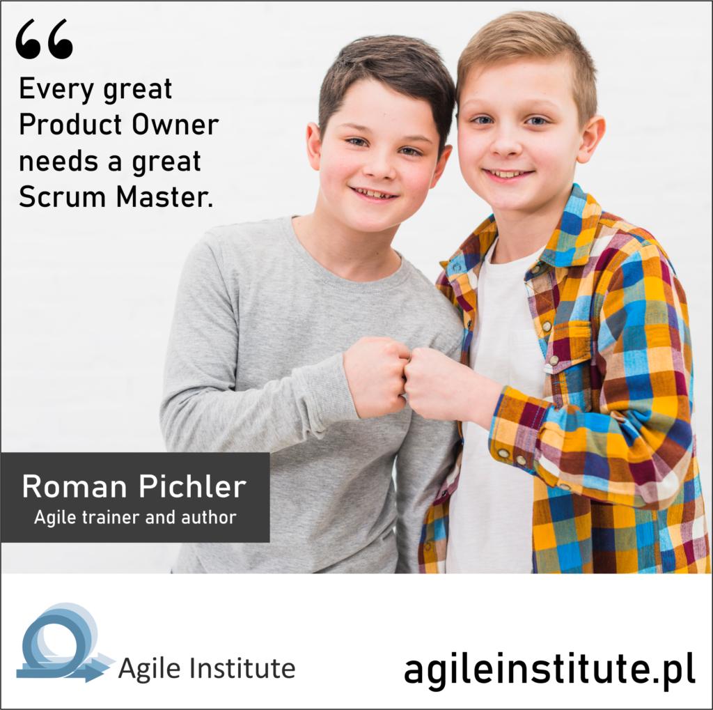 Quote of Roman Pichler
