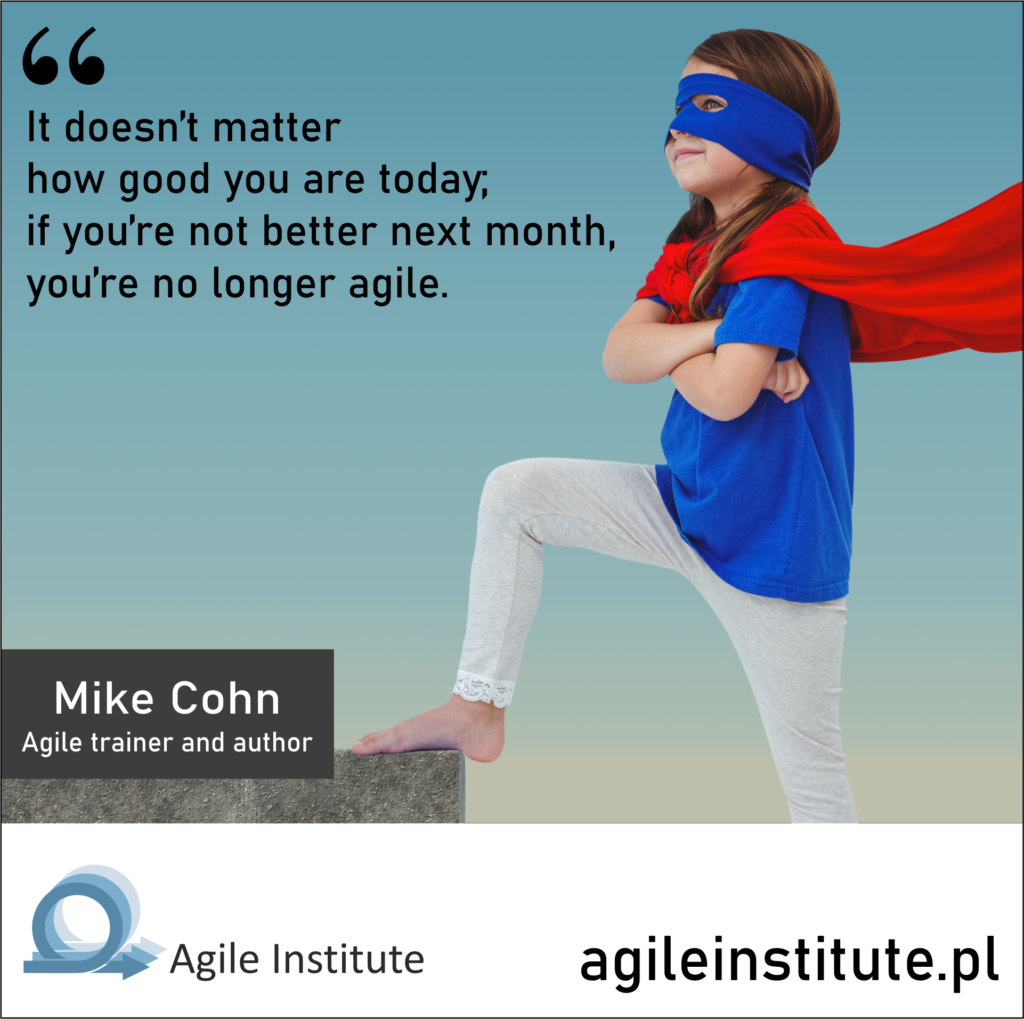 Quote of Mike Cohn