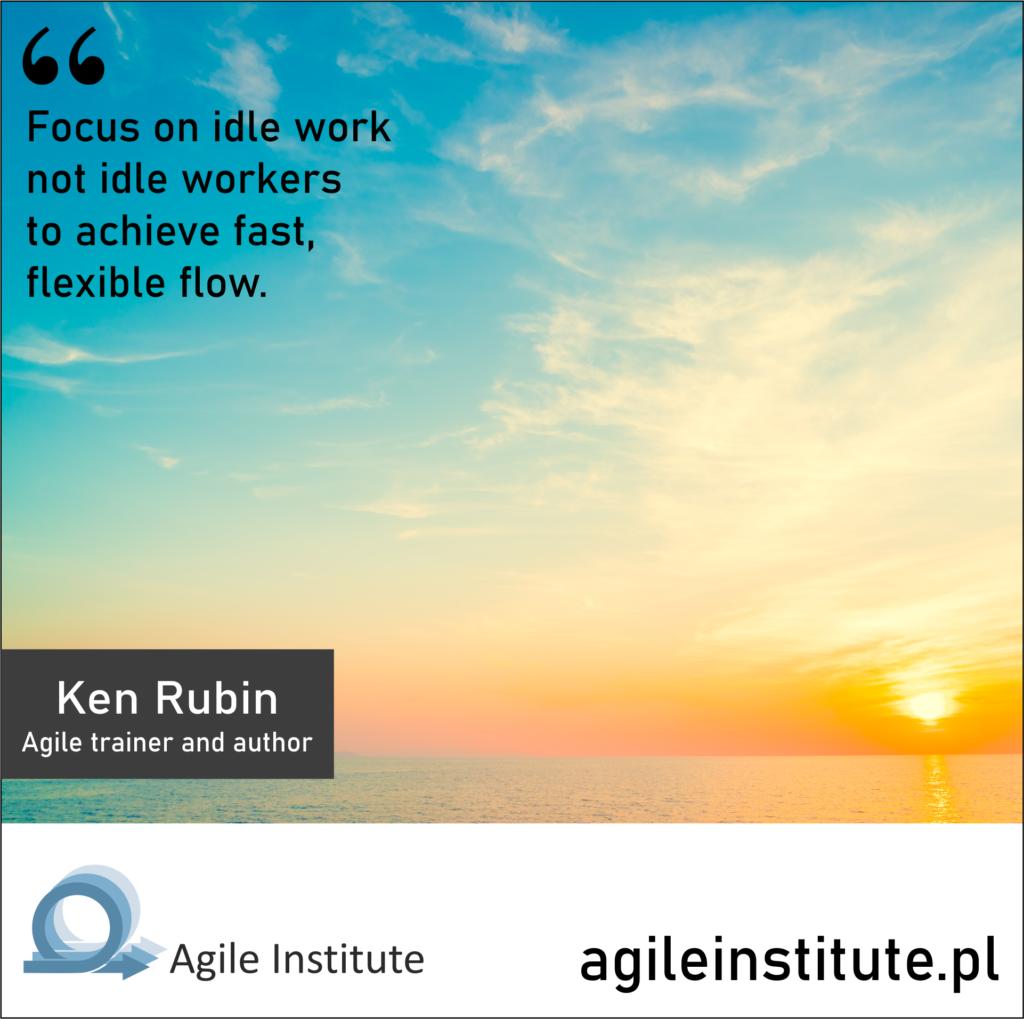 Quote of Ken Rubin