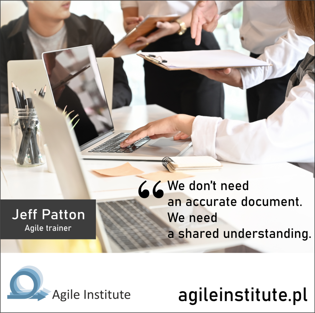 Quote of Jeff Patton