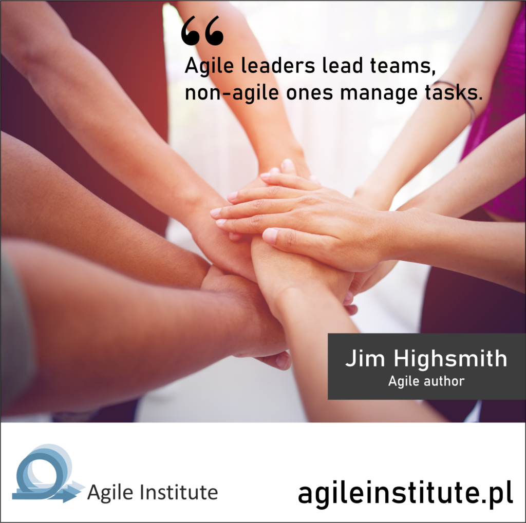 Quote of Jim Highsmith