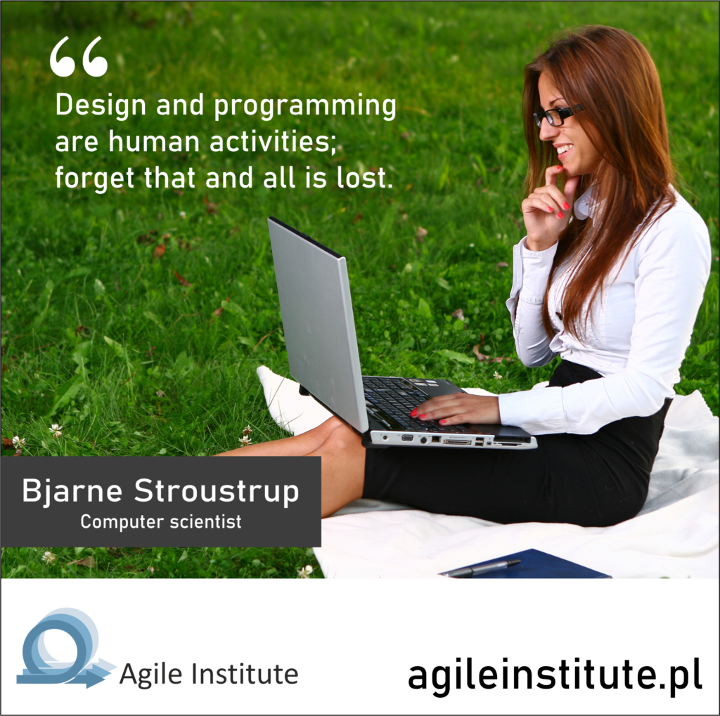 Quote from Bjarne Stroustrup