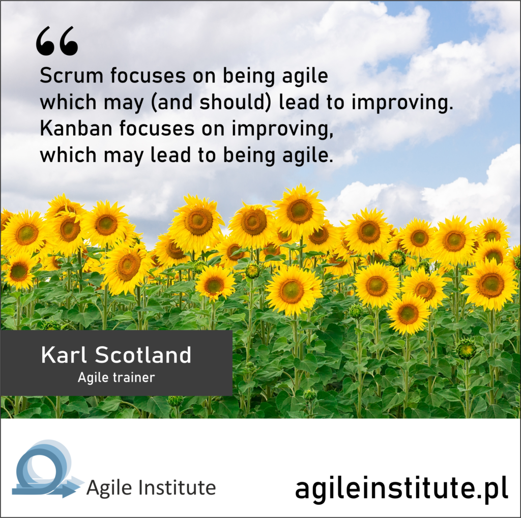 Quote from Karl Scotland