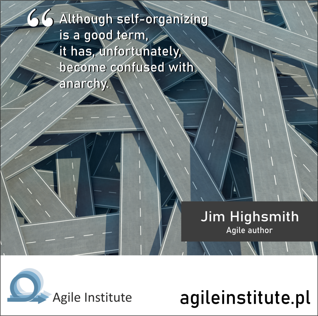 Quote from Jim Highsmith