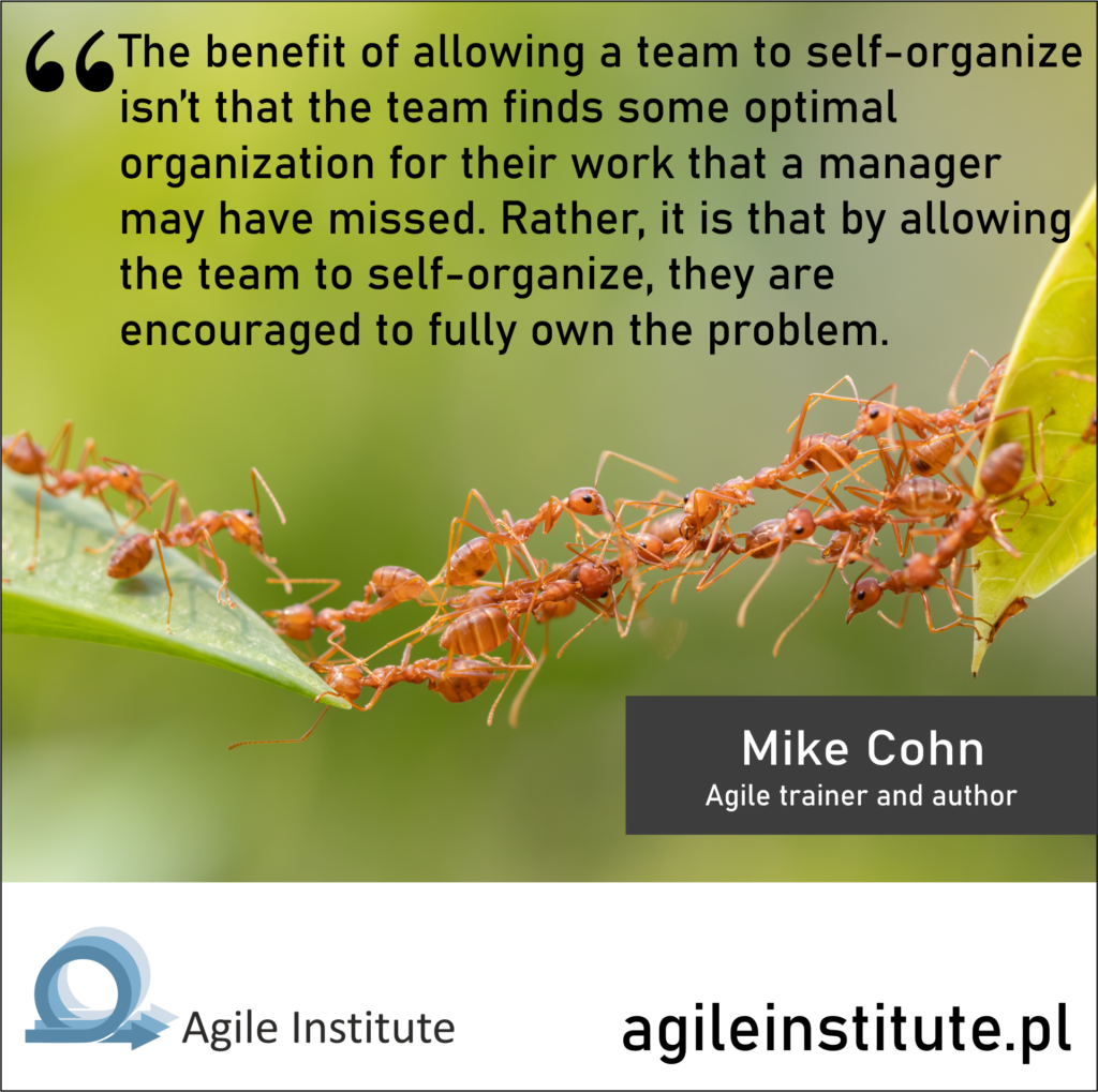 Quote from Mike Cohn