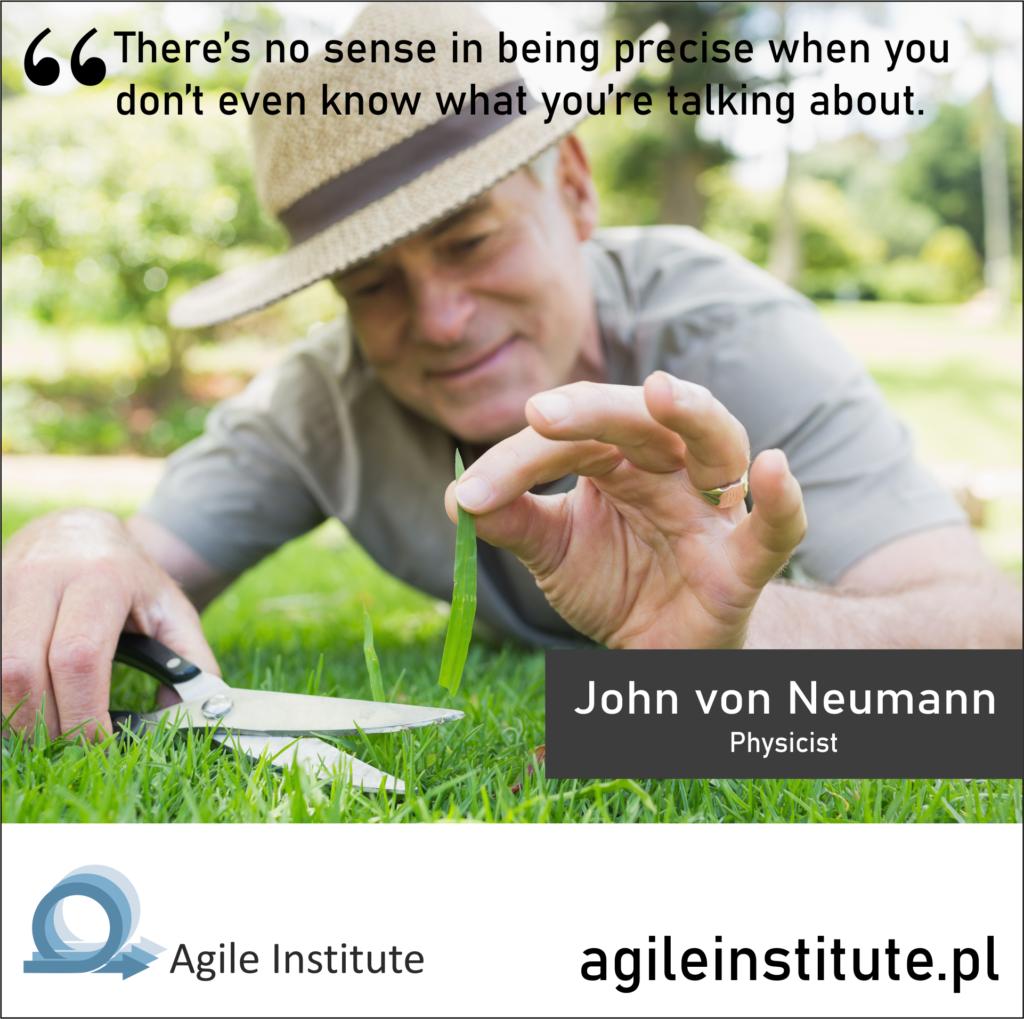 Quote from John von Neumann