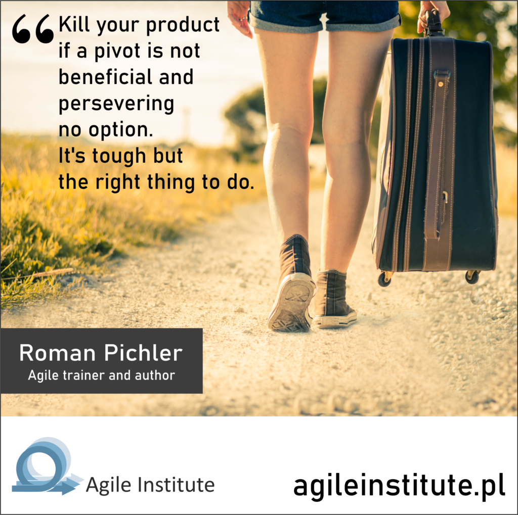 Quote from Roman Pichler