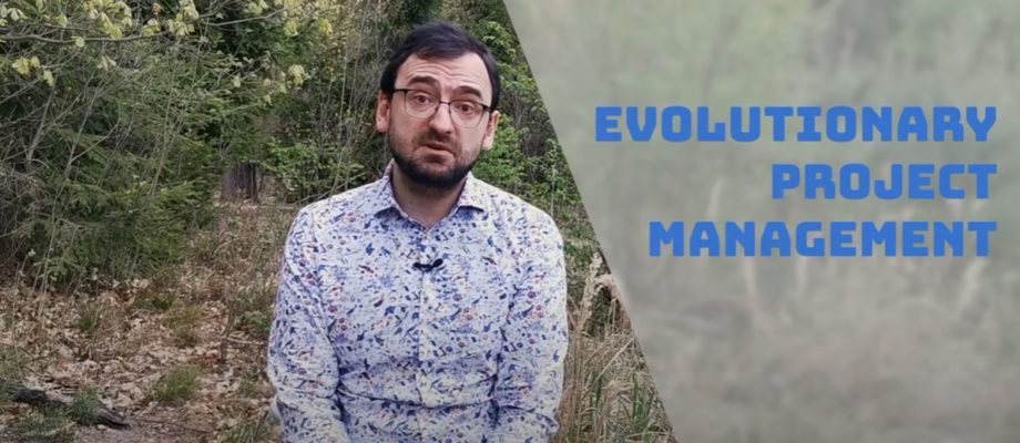 Zainspiruj Mnie Kuba - Evolutionary Project Management