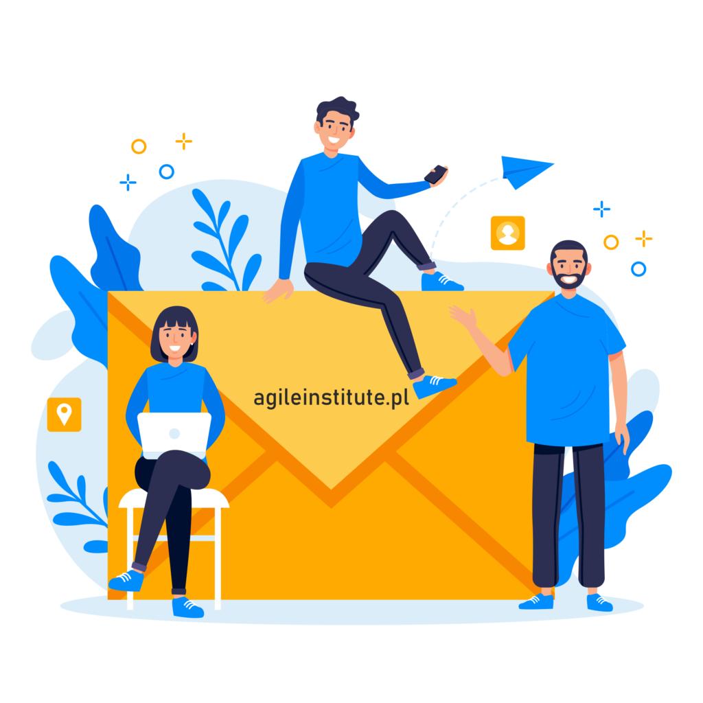 Szkolenie z zarządzania mailami